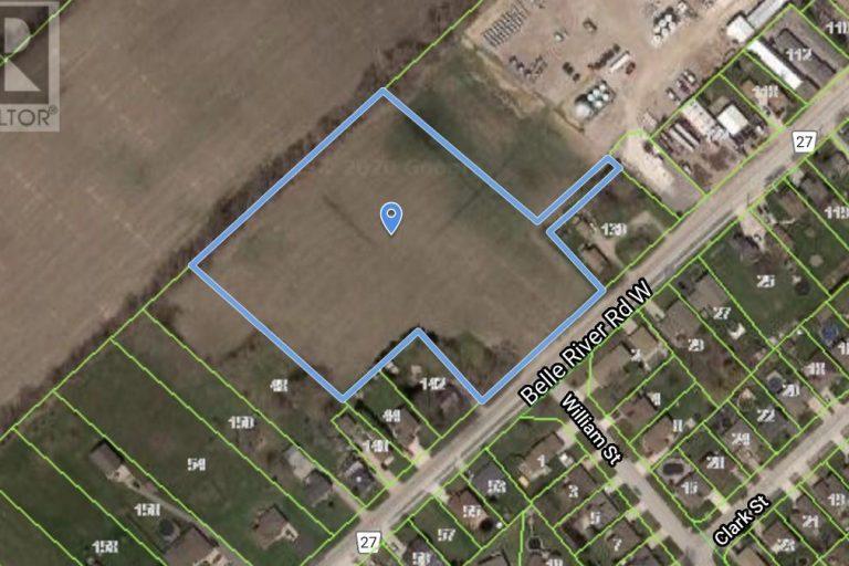 Image nr 2 for listing V/L BELLE RIVER RD (COUNTY RD 27) Kingsville