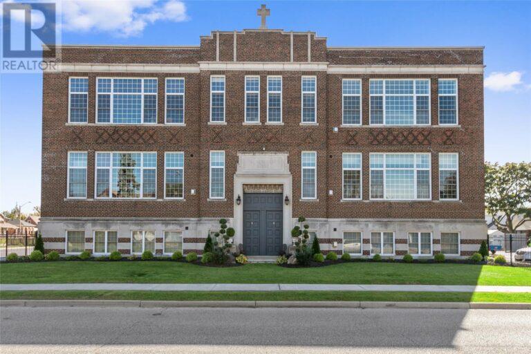 Image nr 1 for listing 647 IRVINE Unit# 301, Windsor