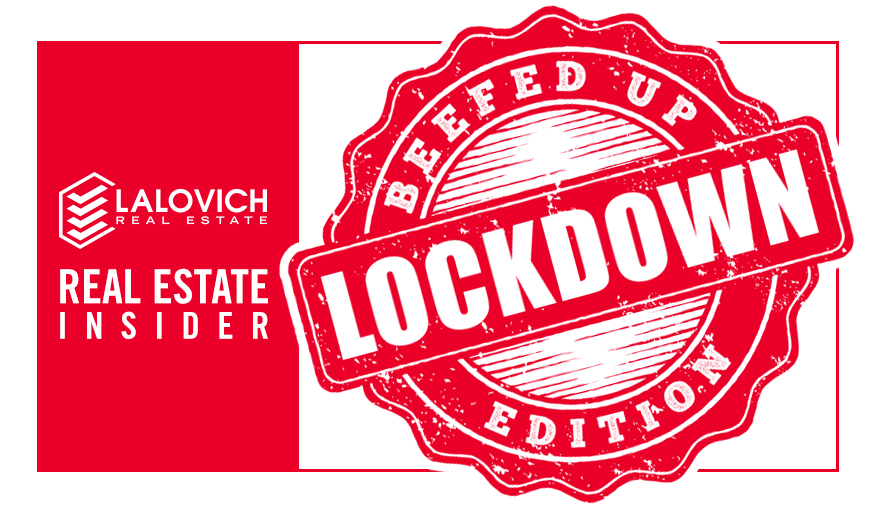 REI January 2021: Beefed Up Lockdown Edition