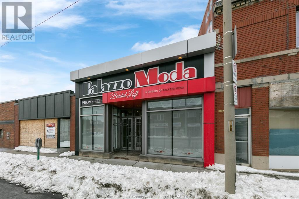 Image nr 1 for listing 1646-52 TECUMSEH ROAD East, Windsor
