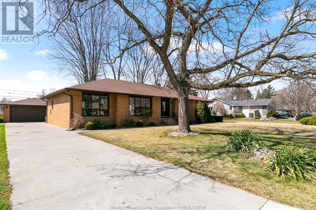 Image nr 1 for listing 2511 ALEXANDRA AVENUE, Windsor