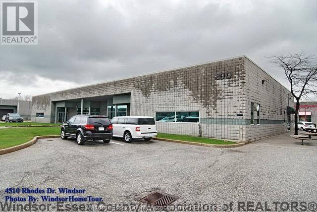 Image nr 1 for listing 4510 RHODES Unit# 210, Windsor
