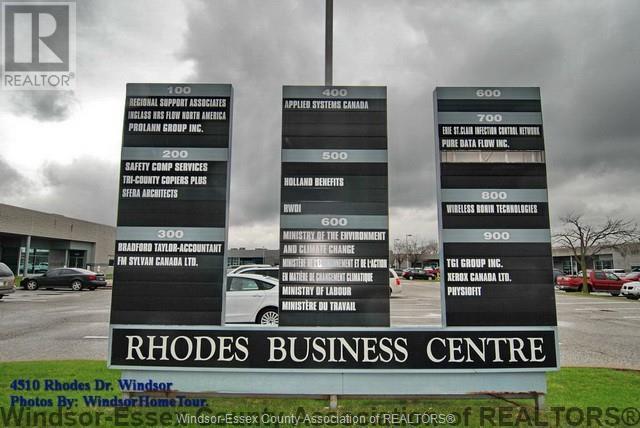 Image nr 5 for listing 4510 RHODES Unit# 500, Windsor