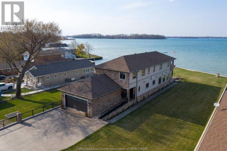 Image nr 2 for listing 10870 RIVERSIDE DRIVE East, Windsor