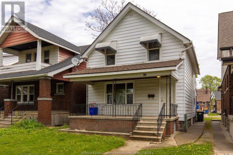 Image nr 1 for listing 638 RANDOLPH AVENUE, Windsor