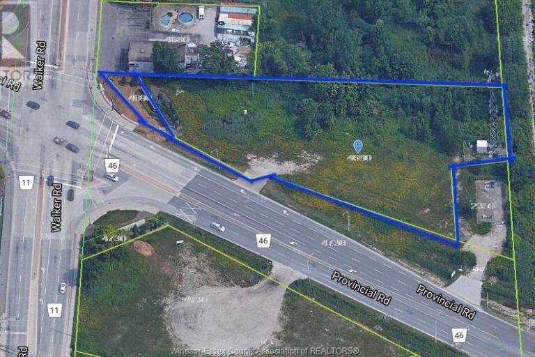 Image nr 1 for listing 4690 WALKER, Windsor